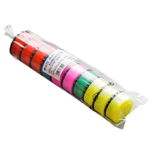 Schwammdose rund farbig sortiert Läufer 86190 Produktbild Additional View 1 L