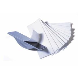 Tafelwischer mit Filz 154x58x50mm grau magnetisch Dahle 95099 Produktbild