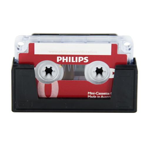 Mini-Kassette 2x15Min./30Min. Philips B0005 Produktbild Front View L