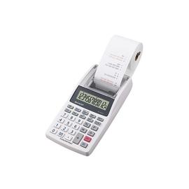 Tischrechner 12-stelliges LCD-Display 96x191x40mm einfarbiger Druck Batteriebetrieb Sharp EL-1611 V Produktbild