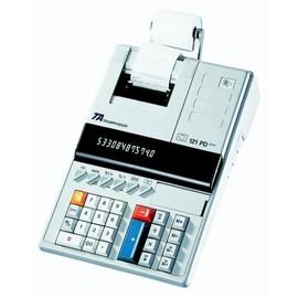 Tischrechner 12-stelliges Display 215x310x82mm zweifarbiger Druck Netzbetrieb Triumph Adler 121PD Eco Produktbild