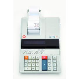Tischrechner 12-stelliges Display Triumph Adler 121PD Eco zweifarbiger Druck Netzbetrieb 215x310x82mm Produktbild