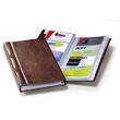 Visitenkartenalbum Visifix für 200Karten braun Durable 2382-11 Produktbild