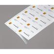 Visitenkarten Inkjet+Laser+Kopier 85x55mm 200g weiß Microperforation Sigel DP839 (PACK=150 STÜCK) Produktbild Additional View 2 S