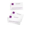 Visitenkarten Inkjet+Laser+Kopier 85x55mm 200g weiß Microperforation Sigel DP839 (PACK=150 STÜCK) Produktbild Additional View 6 S