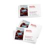 Visitenkarten Inkjet 85x55mm 210g weiß glatte Kanten Sigel IP520 (PACK=100 STÜCK) Produktbild Additional View 6 S