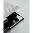 Visitenkarten-Etui Karten bis Gr. 90x56mm chrom Sigel VZ130 Produktbild Additional View 3 S
