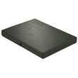 Dokumentenmappe mit Druckknopf A4 35mm schwarz Hartpappe Elba 400000994 Produktbild