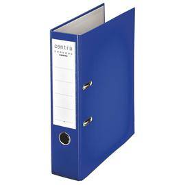 Ordner Chromos A4 80mm blau Kunststoff Centra 230132 Produktbild