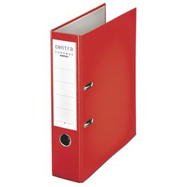 Ordner Chromos A4 80mm rot Kunststoff Centra 230136 Produktbild