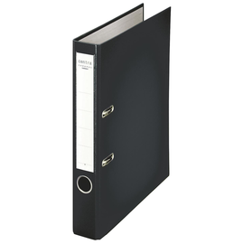 Ordner Chromos A4 50mm schwarz Kunststoff Centra 231130 Produktbild