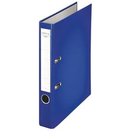 Ordner Chromos A4 50mm blau Kunststoff Centra 231132 Produktbild