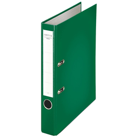 Ordner Chromos A4 50mm grün Kunststoff Centra 231134 Produktbild