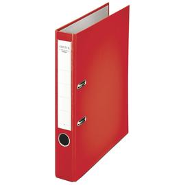 Ordner Chromos A4 50mm rot Kunststoff Centra 231136 Produktbild