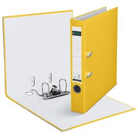 Ordner 1015 A4 50mm gelb Kunststoff Leitz 1015-50-15 Produktbild