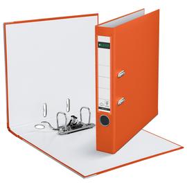 Ordner 1015 A4 50mm orange Kunststoff Leitz 1015-50-45 Produktbild