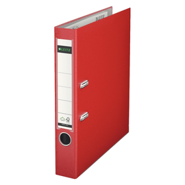 Ordner 1015 A4 50mm rot Kunststoff Leitz 1015-50-25 Produktbild
