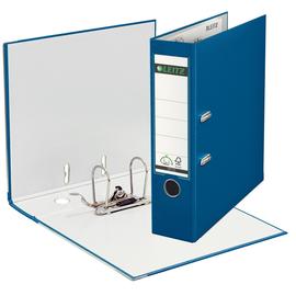 Ordner 1010 A4 80mm blau Kunststoff Leitz 1010-50-35 Produktbild