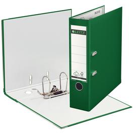 Ordner 1010 A4 80mm grün Kunststoff Leitz 1010-50-55 Produktbild