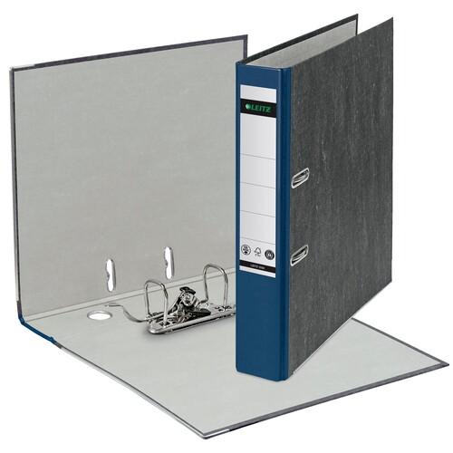 Ordner 1050 A4 50mm blau Pappe Leitz 1050-50-35 Produktbild