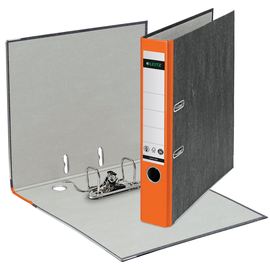 Ordner 1050 A4 50mm orange Pappe Leitz 1050-50-45 Produktbild