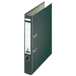 Ordner Standard A4 50mm schwarz Pappe Centra 221105 Produktbild