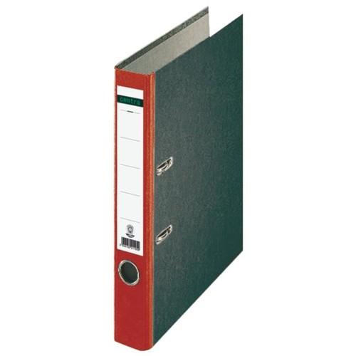 Ordner Standard A4 50mm rot Pappe Centra 221123 Produktbild