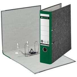 Ordner 1080 A4 80mm grün Pappe Leitz 1080-50-55 Produktbild