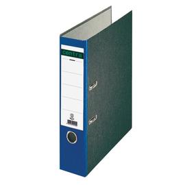 Ordner Standard A4 80mm blau Pappe Centra 220122 Produktbild