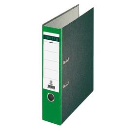 Ordner Standard A4 80mm grün Pappe Centra 220124 Produktbild