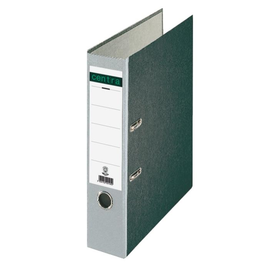 Ordner Standard A4 80mm grau Pappe Centra 220127 Produktbild