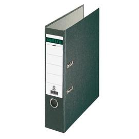 Ordner Standard A4 80mm schwarz Pappe Centra 220105 Produktbild