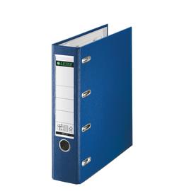 Doppelordner 1012 A4 für 2x A5 quer 80mm blau Kunststoff Leitz 1012-00-35 Produktbild