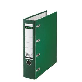 Doppelordner 1012 A4 für 2x A5 quer 80mm grün Kunststoff Leitz 1012-00-55 Produktbild
