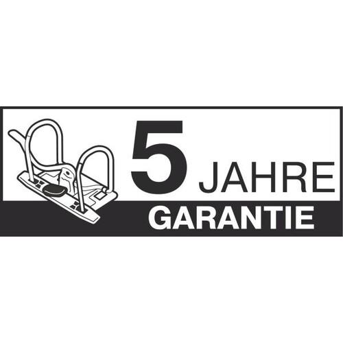 Ordner A5 quer 77mm schwarz Pappe Leitz 1076-00-00 Produktbild Additional View 1 L