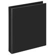 Ringbuch Comfort mit Sichttasche A4 Überbreite 2Ringe Ringe-Ø25mm schwarz PVC-Folie Veloflex 1149080 Produktbild