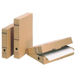 Premium Archiv-Schachtel mit Verschlusslasche 70x265x325mm Leitz 6084-00-00 Produktbild