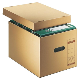 Archivschachtel Premium 335x280x440mm naturbraun Leitz 6081-00-00 Produktbild