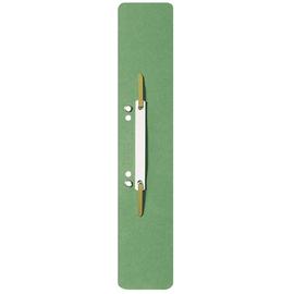Einhänge-Heftstreifen lang mit Kunststoff-Deckschiene 60x305mm grün Karton Leitz 3700-00-55 (PACK=25 STÜCK) Produktbild