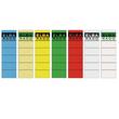 Rückenschilder für Handbeschriftung 59x190mm kurz breit grün selbstklebend Elba 100420948 (BTL=10 STÜCK) Produktbild Additional View 1 S