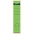 Rückenschilder für Handbeschriftung 61,5x285mm lang breit grün selbstklebend Leitz 1640-00-55 (BTL=10 STÜCK) Produktbild