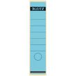 Rückenschilder für Handbeschriftung 61,5x285mm lang breit blau selbstklebend Leitz 1640-10-35 (PACK=100 STÜCK) Produktbild