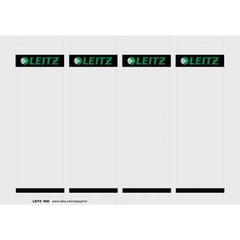 Rückenschilder zum Bedrucken 57x190mm kurz breit grau zum Stecken Leitz 1680-00-85 (SCH=100 STÜCK) Produktbild