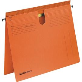 Hängehefter SERIE 18 kaufmännische + Amtsheftung orange Leitz 1814-00-45 Produktbild