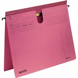 Hängehefter SERIE 18 kaufmännische + Amtsheftung rot Leitz 1814-00-25 Produktbild