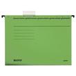 Hängemappen ALPHA seitlich offen für ungelochte Unterlagen grün Leitz 1985-30-55 (PACK=5 STÜCK) Produktbild