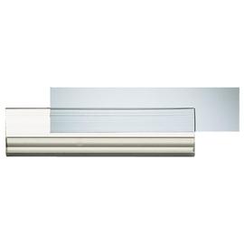 Beschriftungsschildchen für Stehsammler 92x23mm transparent Kunststoff Leitz 2420-00-00 (BTL=20 STÜCK) Produktbild