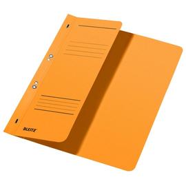 Ösenhefter 1/2 Vorderdeckel kaufmännische Heftung 238x305mm für 170Blatt gelb Karton Leitz 3740-00-15 Produktbild