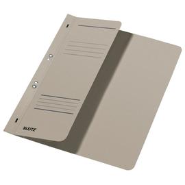 Ösenhefter 1/2 Vorderdeckel kaufmännische Heftung 238x305mm für 170Blatt grau Karton Leitz 3740-00-85 Produktbild