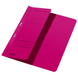 Ösenhefter 1/2 Vorderdeckel kaufmännische Heftung 238x305mm für 170Blatt rot Karton Leitz 3740-00-25 Produktbild